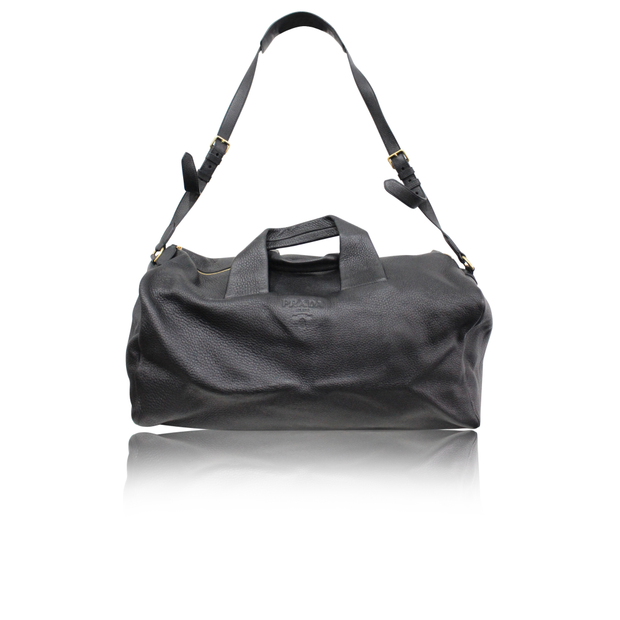 5b282489a3c7 Weekender Bag by PRADA | StyleTribute.com