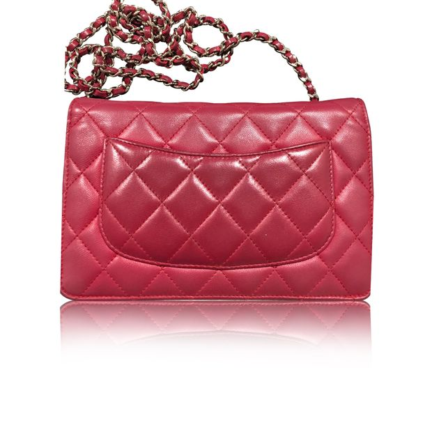555889e19203 Chanel Wallet on chain by CHANEL | StyleTribute.com
