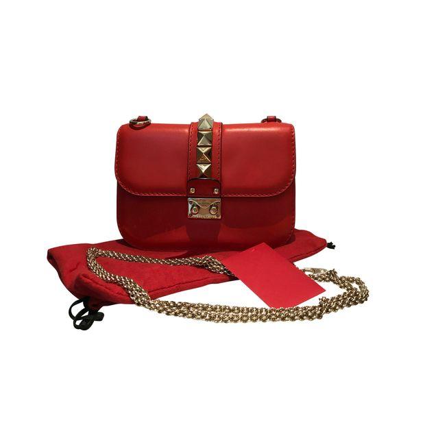 Valentino Garavani Small Chain Shoulder Bag by VALENTINO ...