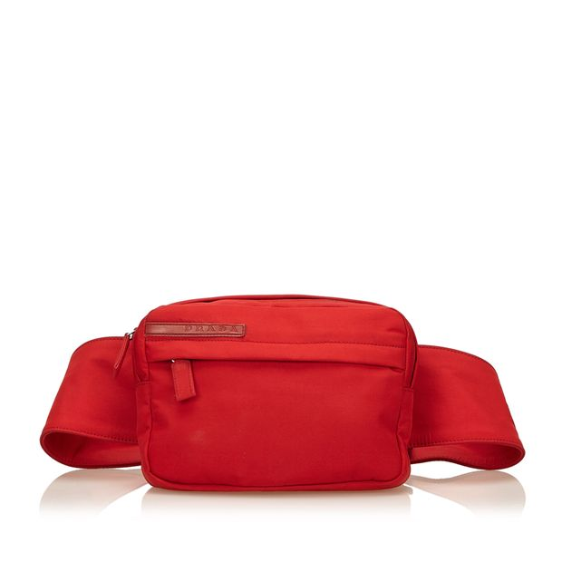 0ecba4061e12 Nylon Belt Bag by PRADA