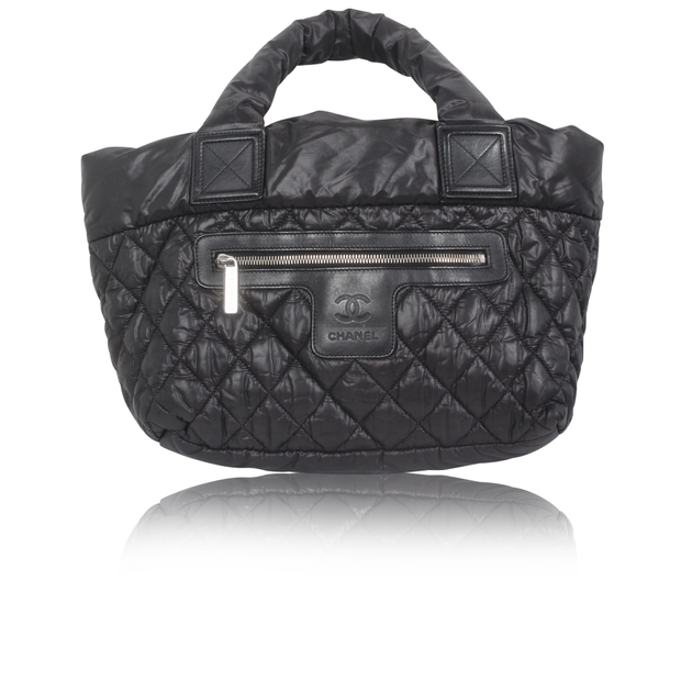 e30f15c547b9 CHANEL Quilted Nylon Coco Cocoon Bag 0 thumbnail