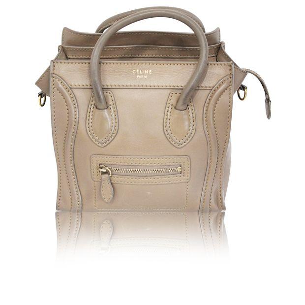Nano Shopper Bag by CÉLINE  26abc988b1286