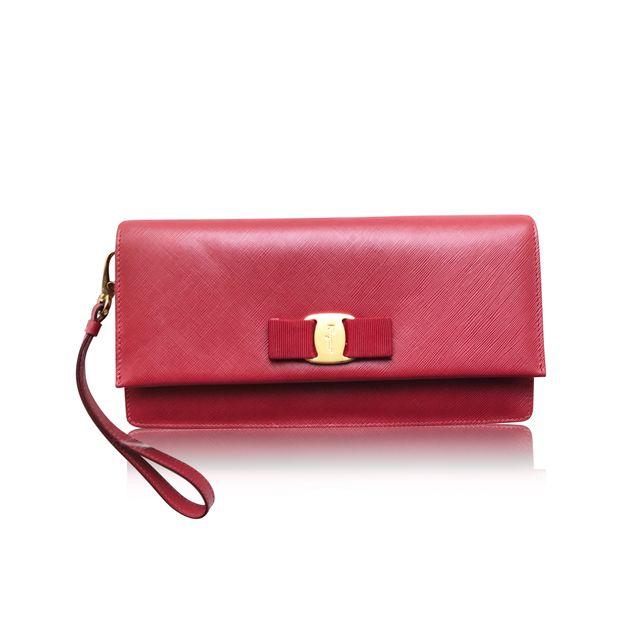 Camy Clutch Bag by SALVATORE FERRAGAMO  22080426c987a
