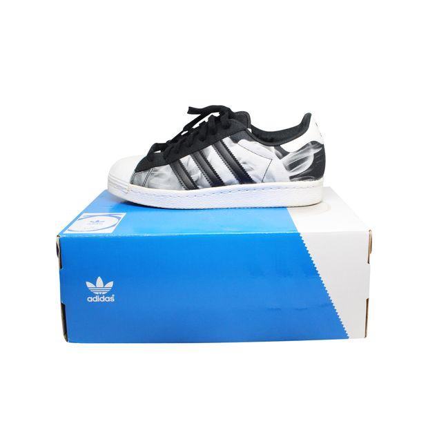 finest selection cbae8 4a718 Adidas X Rita Ora Superstar 80s W 'White Smoke Pack'