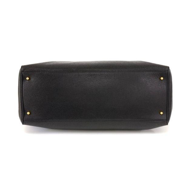 e7ab612cd6e937 Supermodel Black Caviar Leather Shoulder Tote Bag by CHANEL ...