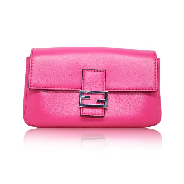 b91b550dfb3 Micro Baguette Nappa Bag by FENDI | StyleTribute.com
