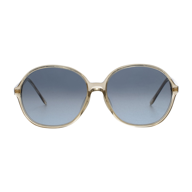 fffd5d7cfa1 Classic Sunglasses Acetate with Green Lenses by YVES SAINT LAURENT ...