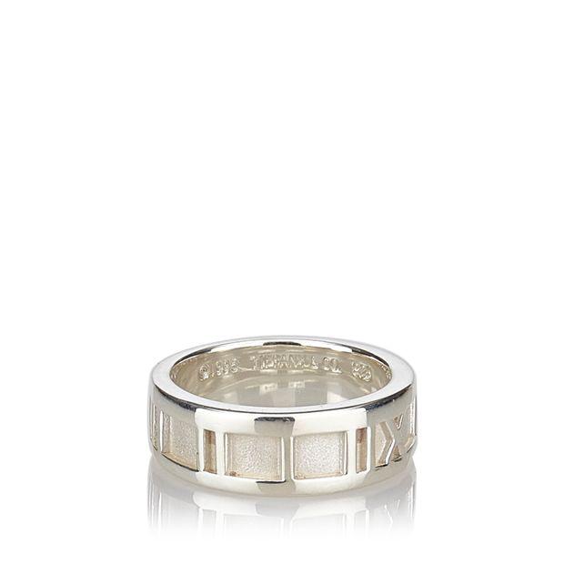 1cab8b9ce Atlas Ring by TIFFANY & CO | StyleTribute.com