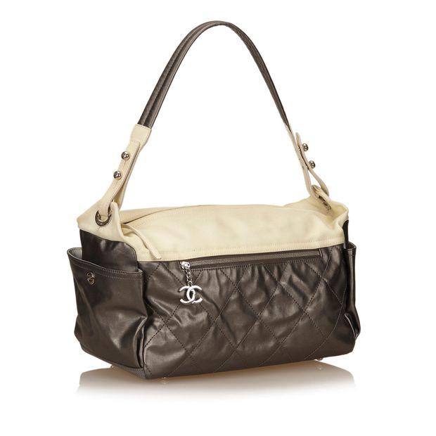 2f3b911399d7 Paris Biarritz Duffel Bag by CHANEL   StyleTribute.com