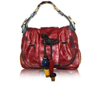 56bc9c2e5eac LOUIS VUITTON Limited Edition Paprika Monogram Epices Kalahari Bag