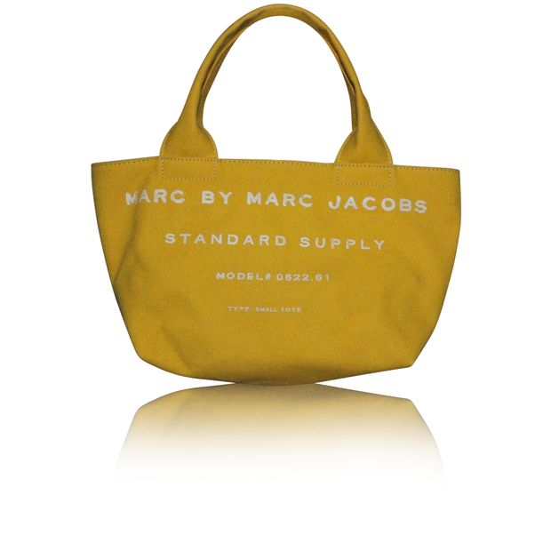 c04a8d2c6dfb Yellow  Standard Supply  Classic Canvas Tote by MARC BY MARC JACOBS ...