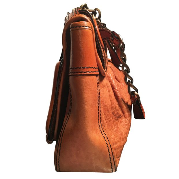 5ab8c588d41e Nappa Vernice Leather B Bag by FENDI