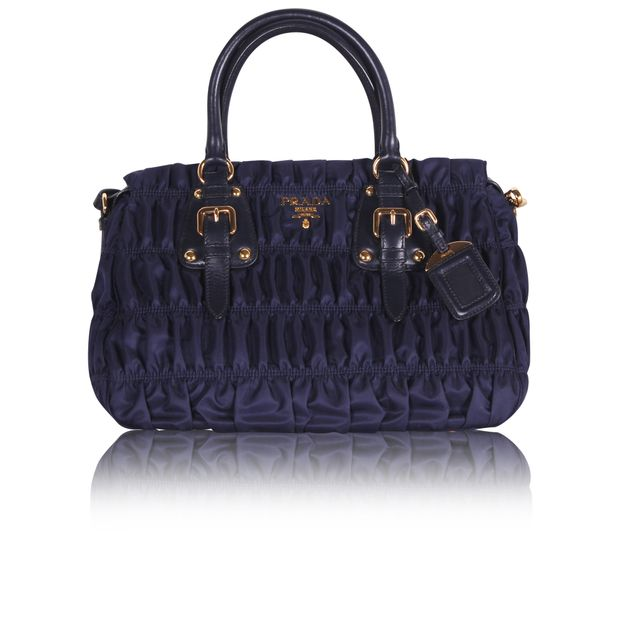 677693bb0c39 Tessuto Gaufre Nylon Bag by PRADA