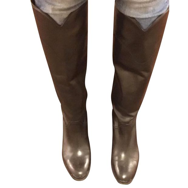 9799176e477be0 Ascot Riding Boots by CHANEL | StyleTribute.com
