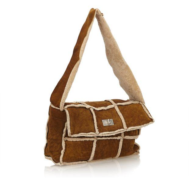 b62b08a12424 CHANEL Mouton Reissue Shoulder bag 1 thumbnail