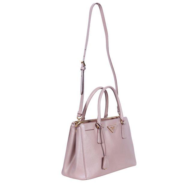 aa235ea28ee8 PRADA Cammeo Saffiano Lux Double Zip Small Tote Bag 1 thumbnail