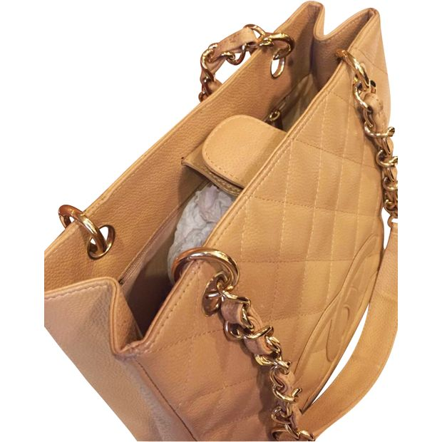 3ec02a0416f3 PST Petite Shopping Tote by CHANEL   StyleTribute.com