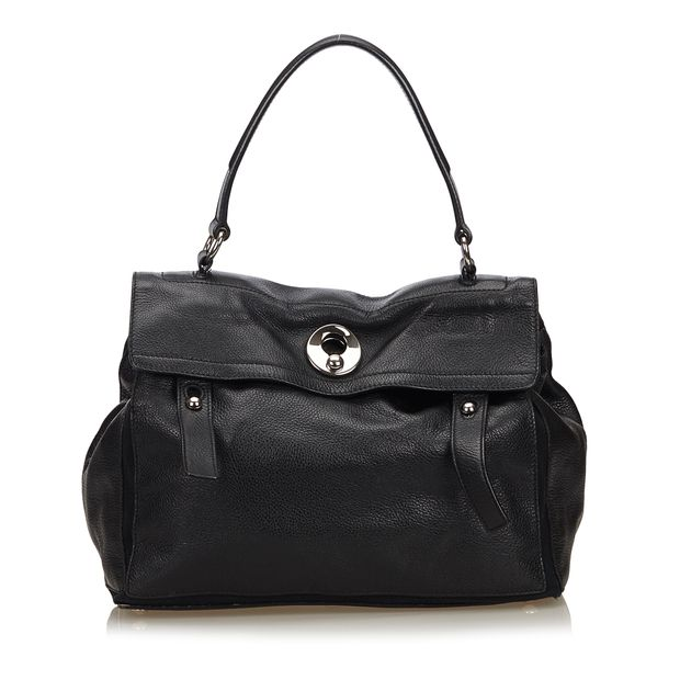 401f74245f7 Leather Muse Two by YVES SAINT LAURENT | StyleTribute.com