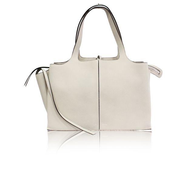 Light Beige Tri-Fold Bag by CÉLINE  5bf4a140f2345
