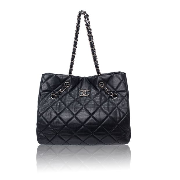 53168325fcde Bubble Quilt Flap Bag by CHANEL | StyleTribute.com