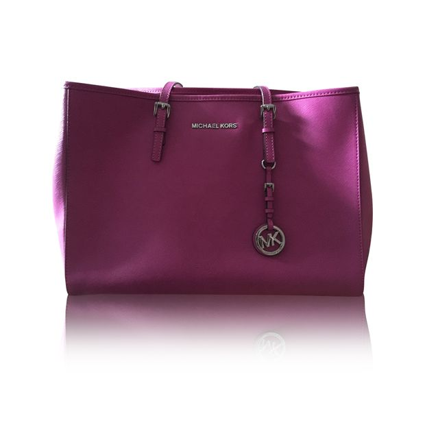 41d6693cfa4c Jet Set Travel Large East West Tote by MICHAEL KORS | StyleTribute.com