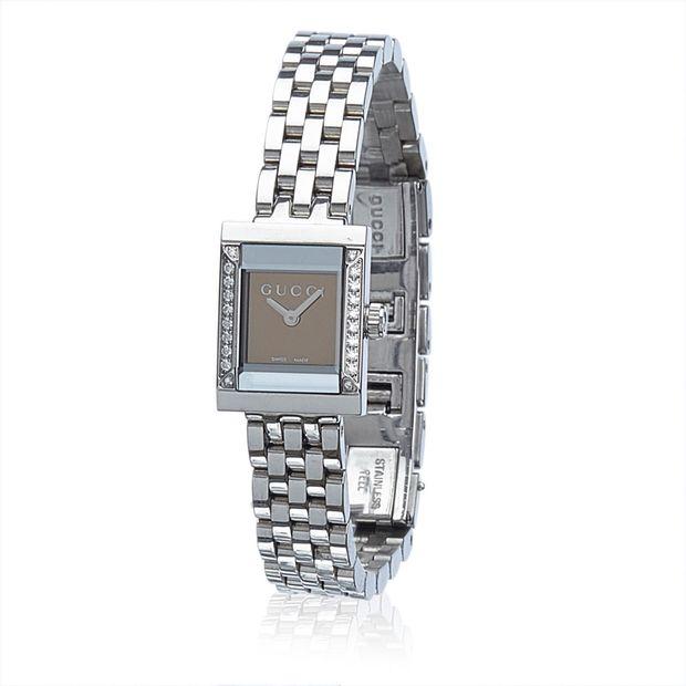 7ef0dfbdf20 128.5 Square Watch by GUCCI