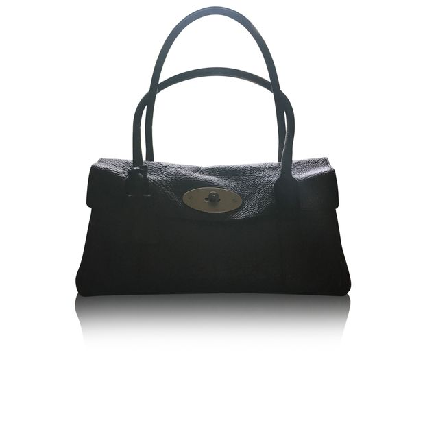 738e7bff35c1 Small Chocolate Brown Bayswater by MULBERRY