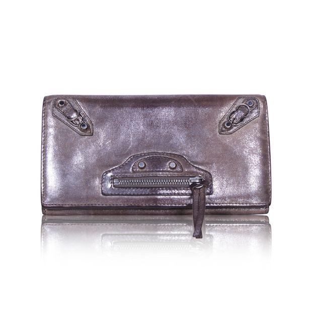 73cf26545a Akyon Portefeuille Long Wallet by BALENCIAGA | StyleTribute.com