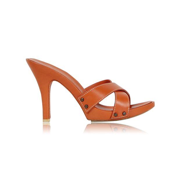 afd188d27bceb GIUSEPPE ZANOTTI Giuseppe Zanotti Design Orange Sandals 0 thumbnail