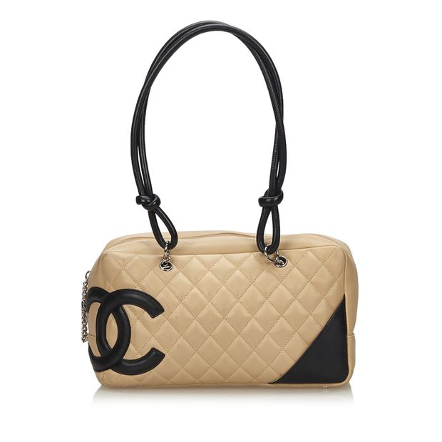 07db729d99e2 Cambon Ligne Shoulder Bag by CHANEL | StyleTribute.com