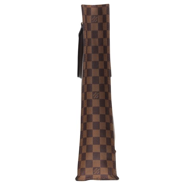 2d45605908dc LOUIS VUITTON Louis Vuitton Sac Plat NM Damier Ebene 2 thumbnail