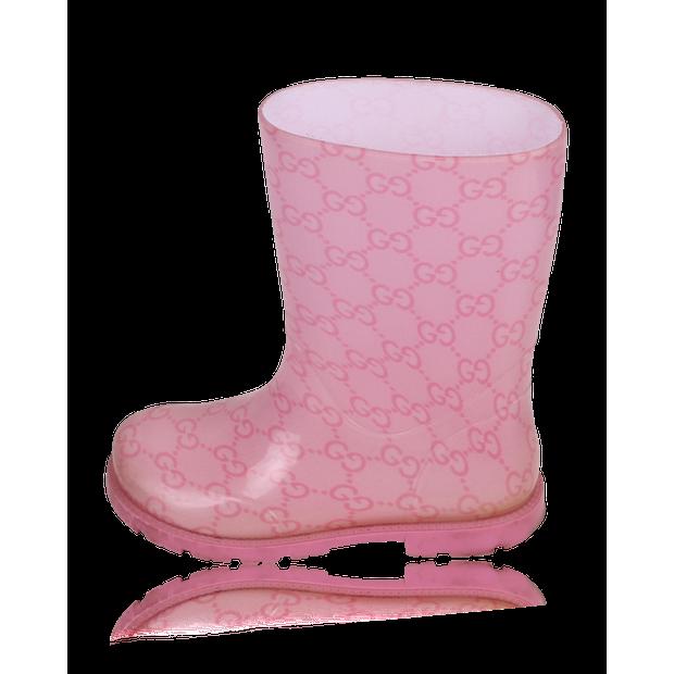 70c8e1e44888 Pink Boots by GUCCI