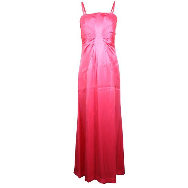 96c53126df VALENTINO Silk Pink Evening dress 0 thumbnail