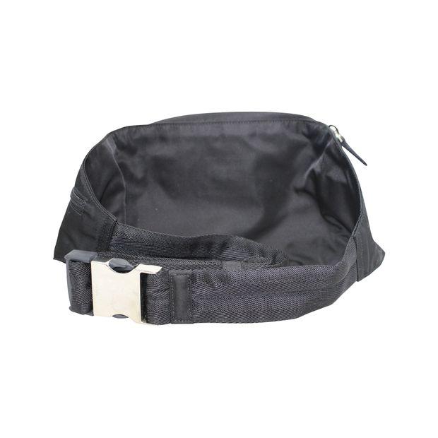 bc55f88e Black Nylon Fanny Pack