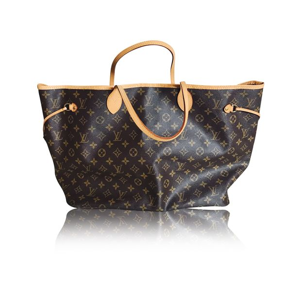 c0213522300ec Louis Vuitton Neverfull Monogram GM Tote Bag by LOUIS VUITTON ...