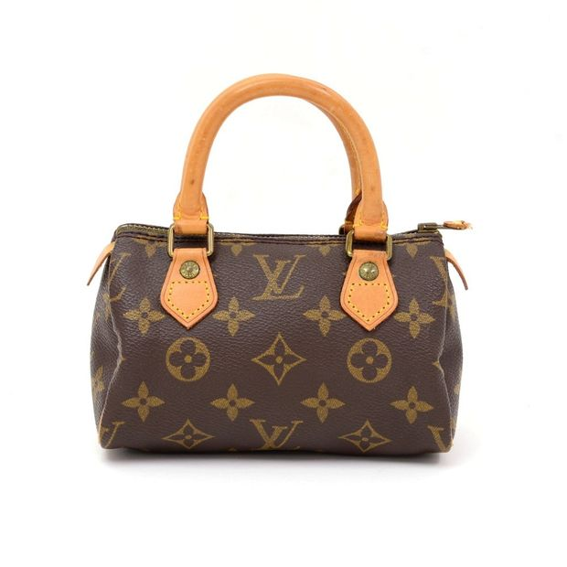 42e3c75db4 Mini Speedy Sac HL Monogram Canvas Hand Bag by LOUIS VUITTON ...