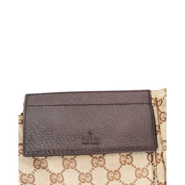 c5f34a2e3254 Original GG Canvas Belt Bag by GUCCI | StyleTribute.com