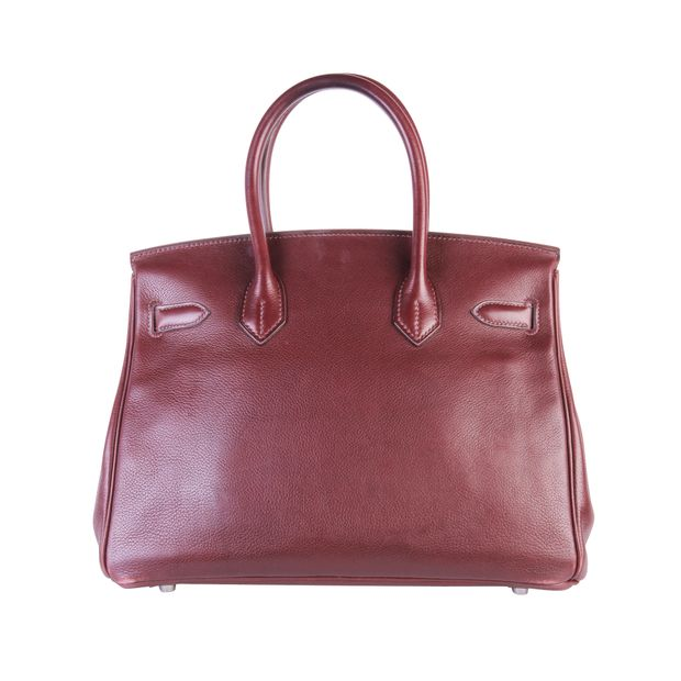 fa8d7f156a HERMÈS Birkin 30 In Chocolate Fjord Leather 2 thumbnail