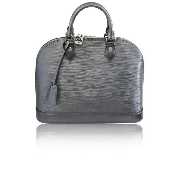 ce4aaca6ebfd LOUIS VUITTON Alma Epi Leather Grey Bag 0 thumbnail