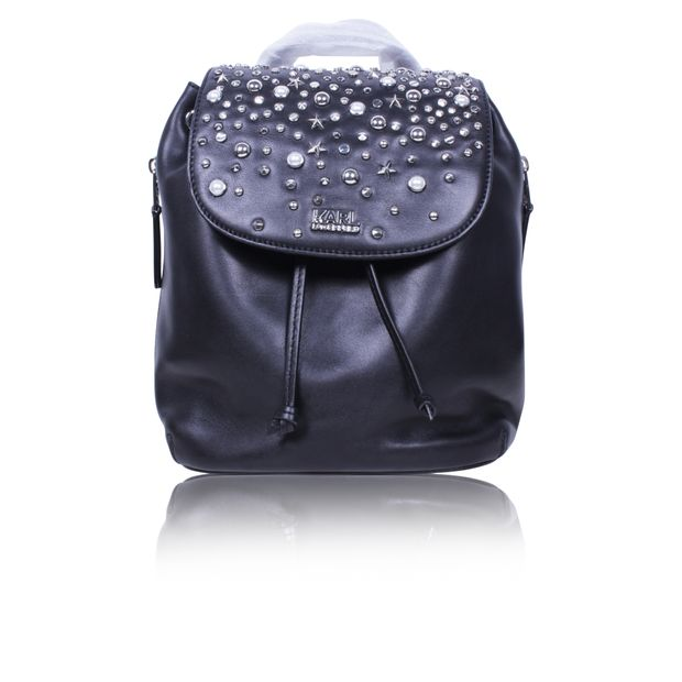 e1745ebfb3b Rocky Studs Backpack by KARL LAGERFELD | StyleTribute.com
