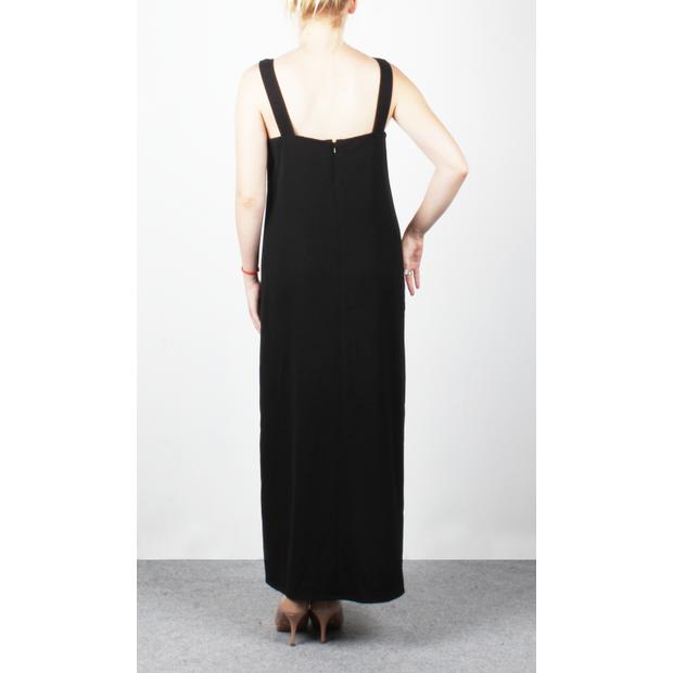 e013978d4c6 DKNY Long Black Dress DKNY Long Black Dress zoomed