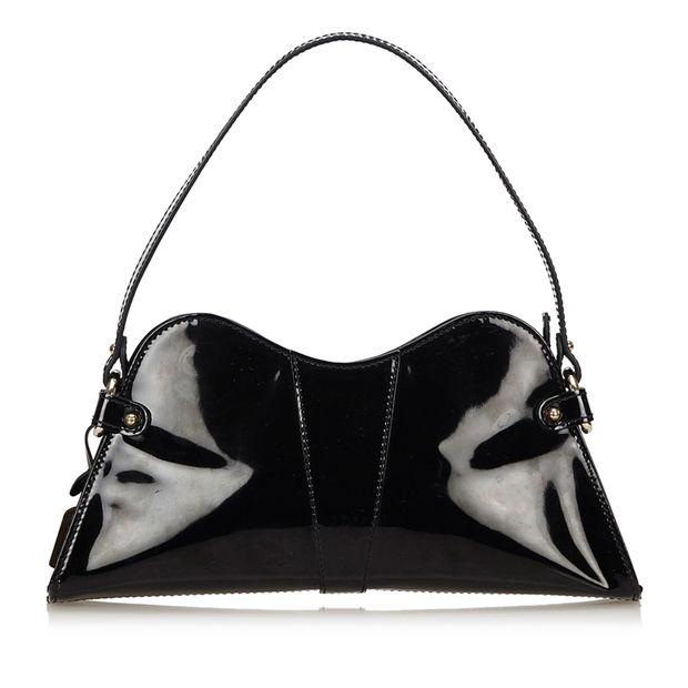 59c79f70846c Patent Leather Handbag by FENDI
