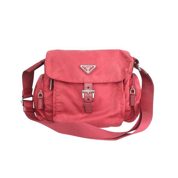 1c0dcadee183 Sport Nylon Bag by PRADA | StyleTribute.com