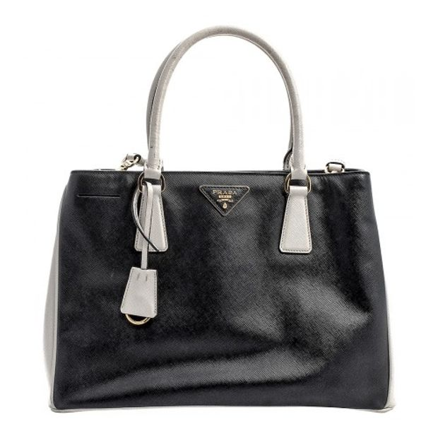 da602f9472ccee Saffiano Lux Bag B1874A by PRADA | StyleTribute.com