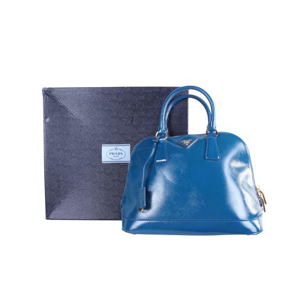 c3be92480f72 PRADA Promenade Saffiano Leather Bag 5 thumbnail