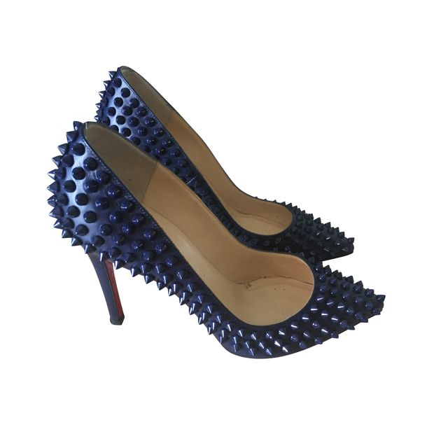 29d2e128547b Pigalle Spikes Heel by CHRISTIAN LOUBOUTIN
