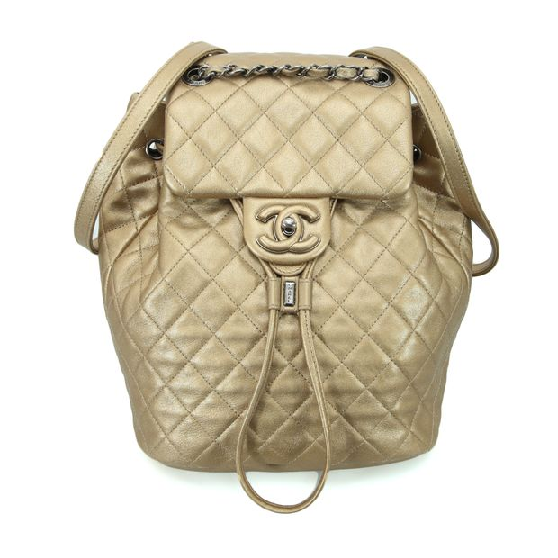 e7c2c870a34d Small Urban Spirit Backpack by CHANEL | StyleTribute.com
