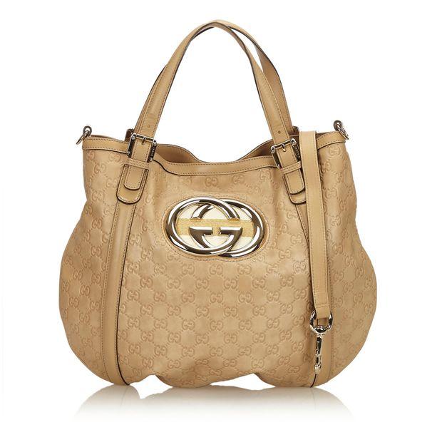 482a2dbe142 Guccissima Britt Hobo Bag by GUCCI