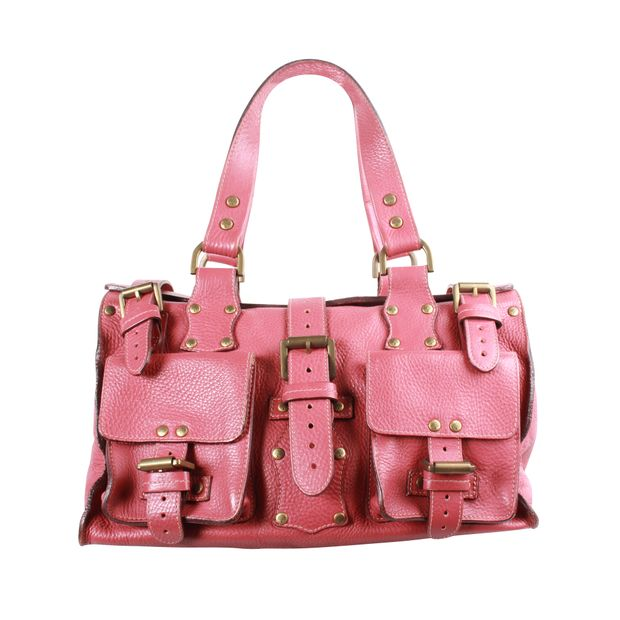 4a519aeb31 Roxanne Leather Shoulder Bag by MULBERRY