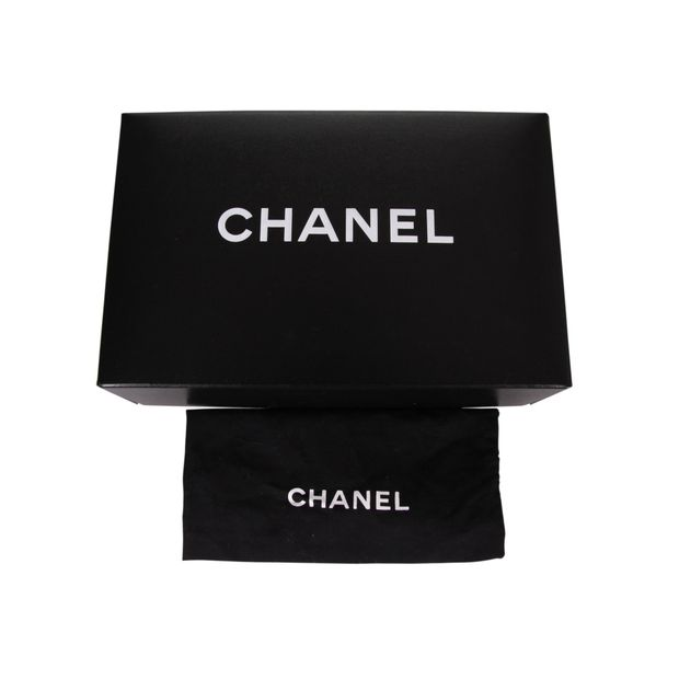 378f4358a891 Pearl Capsule-Shaped Box Clutch by CHANEL | StyleTribute.com